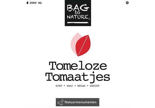 Bag -to-Nature zelf groente kweken - tomeloze tomaatjes