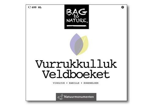 Bag -to-Nature zelf groente kweken - verukkulluk veldboeket