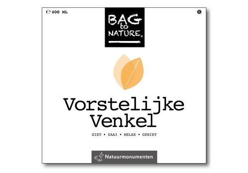 Bag -to-Nature zelf groente kweken - vorstelijke venkel