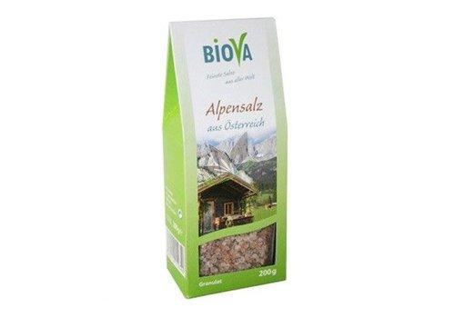 Biova alpenzout uit oostenrijk granulaat 200 gram