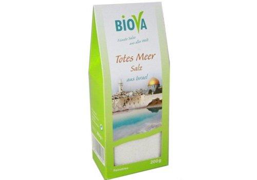 Biova dode zeezout fijn 200 gram