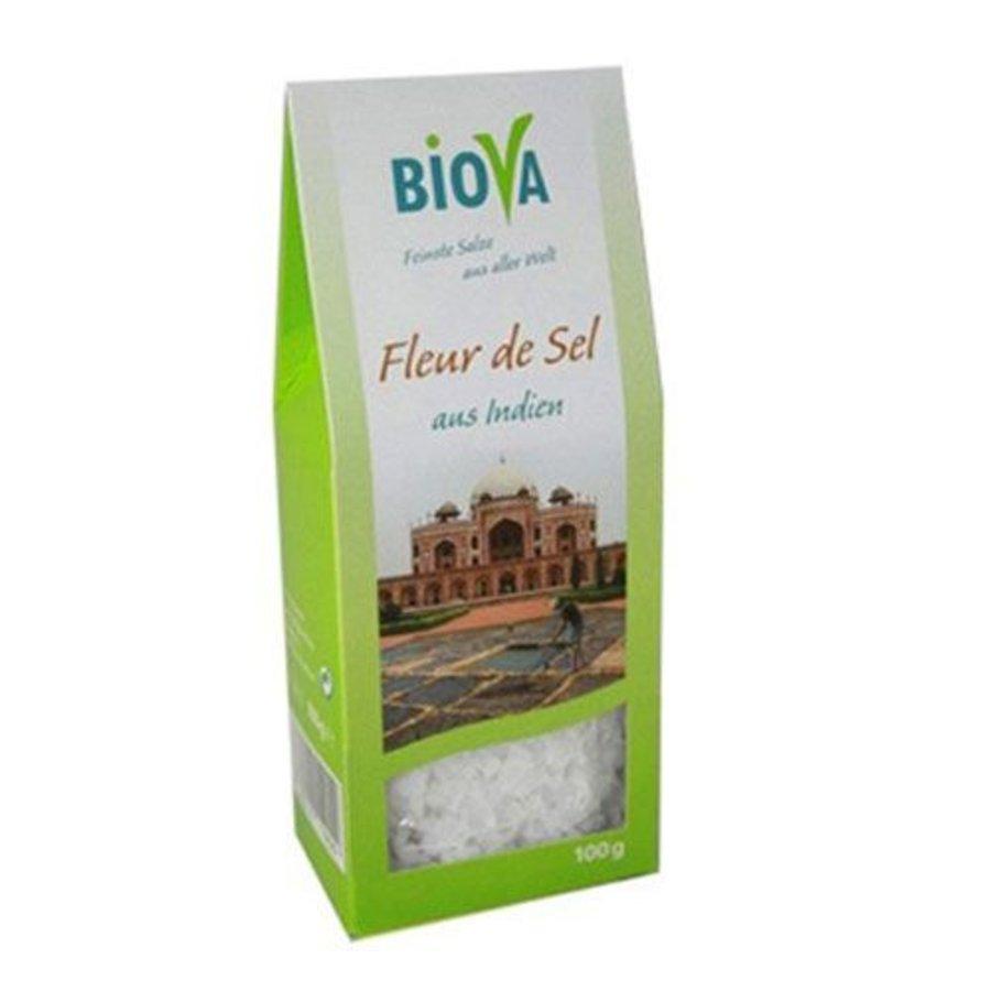 fleur de sel uit india 100 gram