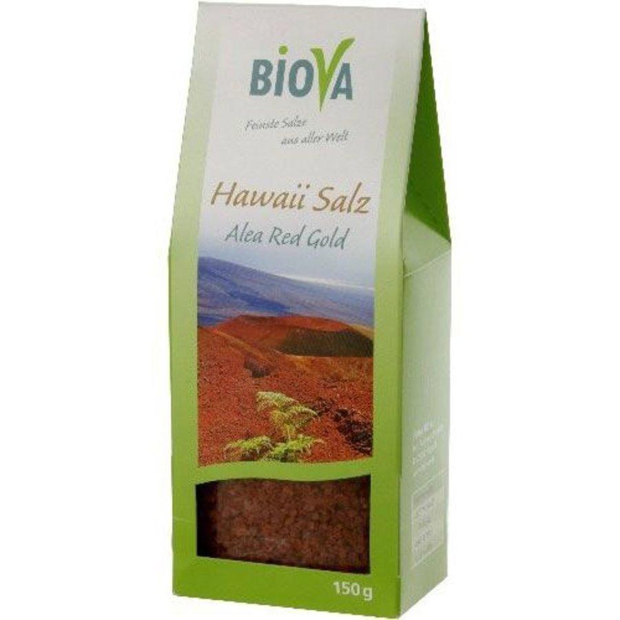 hawaï zout rood fijn 150 gram