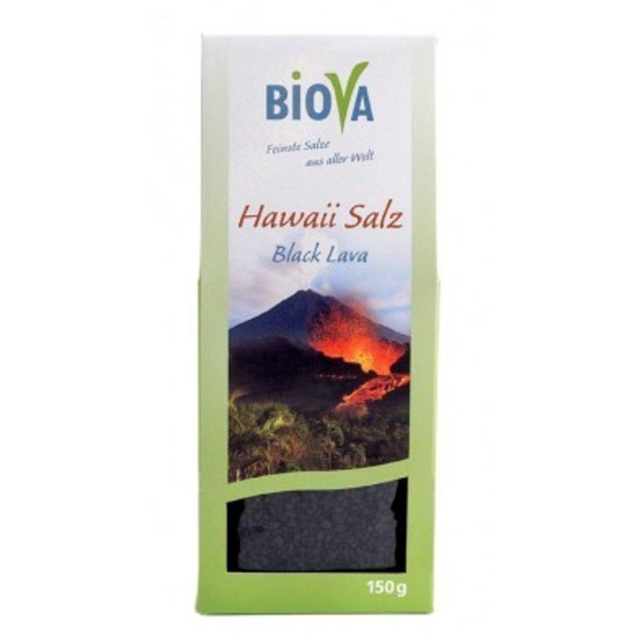 hawaï zout zwart fijn 150 gram