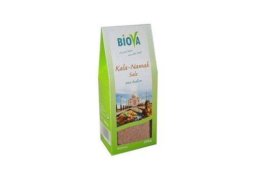 Biova kala namak zout uit india fijn 200 gram