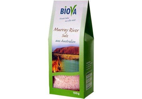 Biova murray river zout uit australë 100 gram