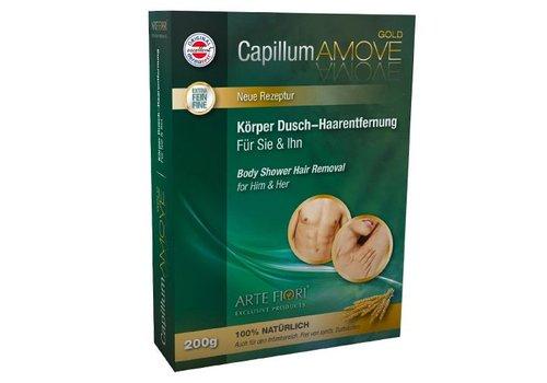 Capillum Amove Natuurlijke ontharingscreme Wheat 200gr