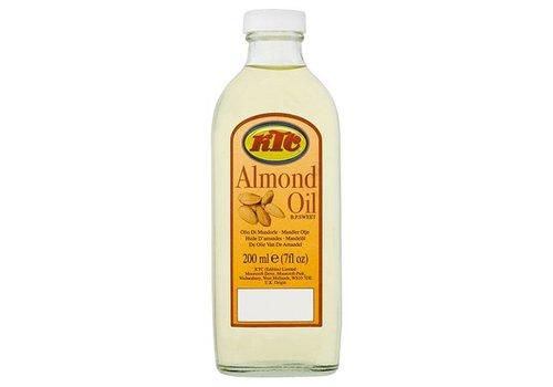 KTC almond oil amandelolie 200 ml
