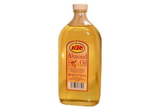 KTC almond oil amandelolie 500 ml