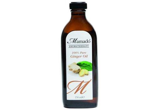 Mamado gember olie met zoete amandelolie - 150ml