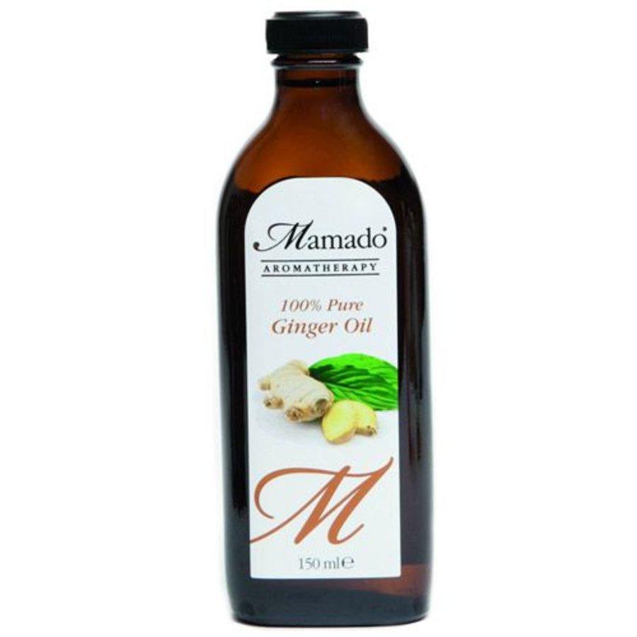 gember olie met zoete amandelolie - 150ml