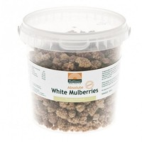 absolute witte moerbei white mulberry raw 300 gram