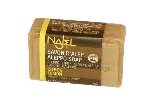 Najel aleppozeep met citroen - 100 gram