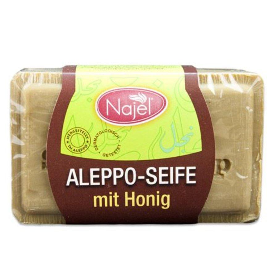 aleppozeep met honing - 100 gram
