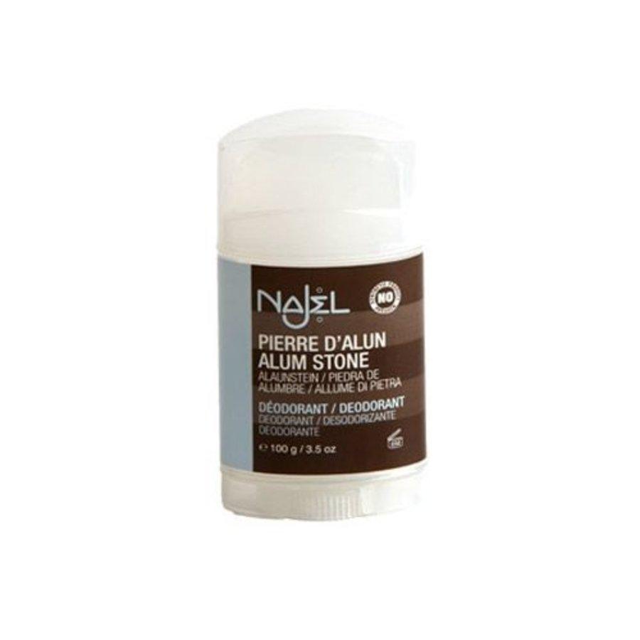 aluinsteen natuurlijke deodorant roller - 100 gram