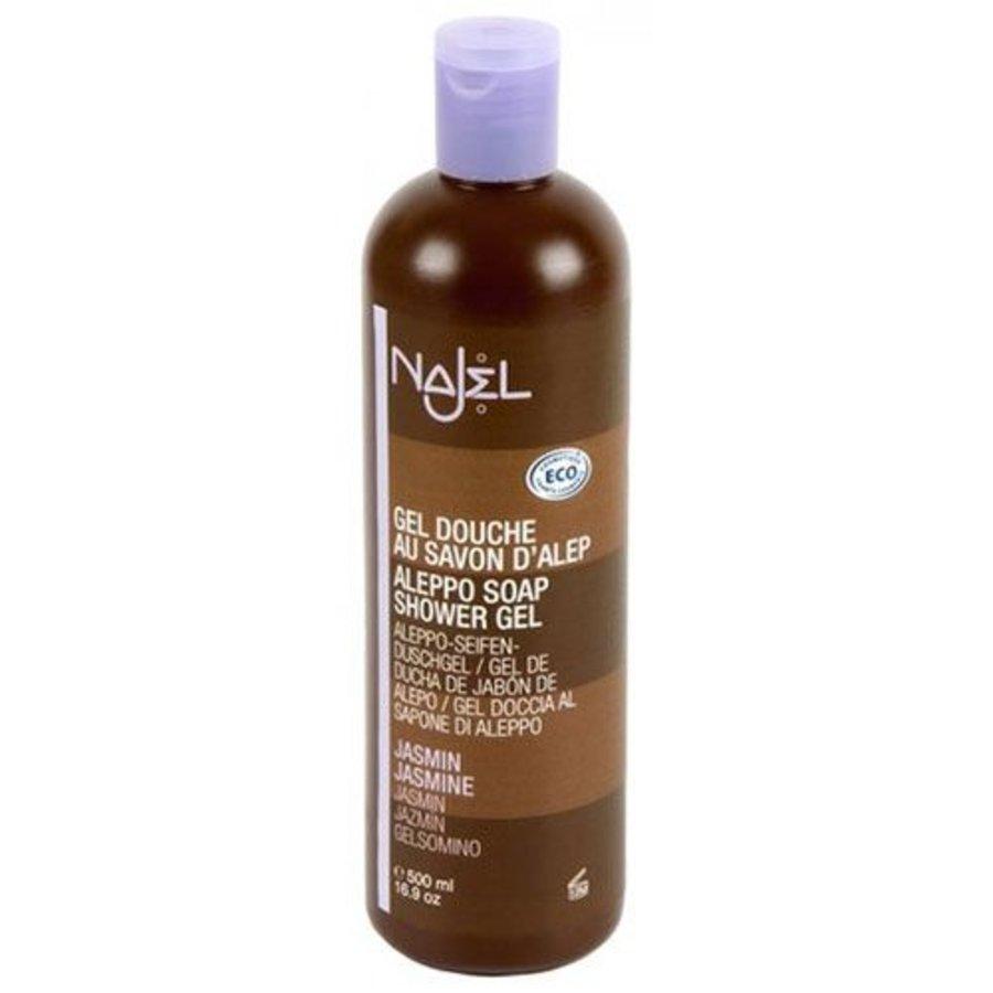 eco douche gel en shampoo