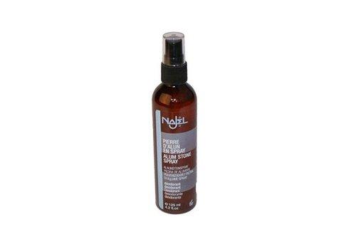Najel deodorantspray met aluin 125ml