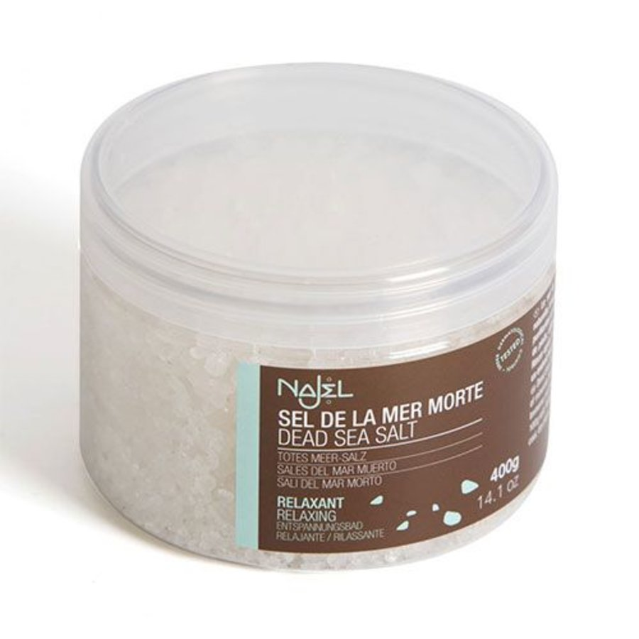 dode zee zout 180g