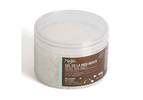 Najel dode zee zout 400g
