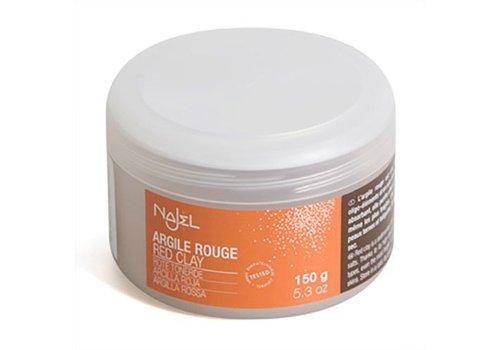 Najel red clay poeder 150 gram
