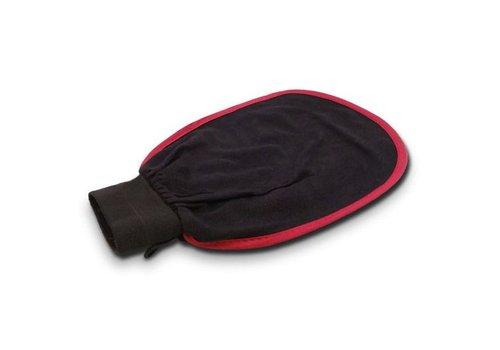 Najel scrub handschoen - zwart