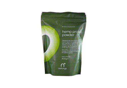 Naturya bio hennep proteine poeder hemp powder naturya 300 gram