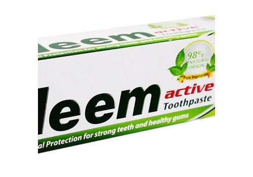 Nutrikraft active natuurlijke neem tandpasta 200 gram