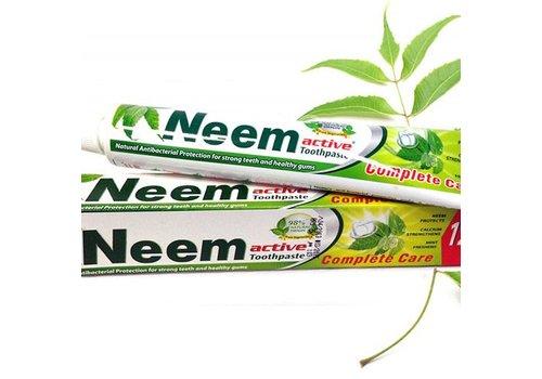 Nutrikraft active natuurlijke tandpasta 125 gram