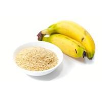 bananen vlokken bio - 125g