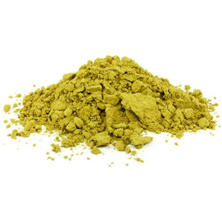 ginkgo biloba gemalen bladeren - 100 gram