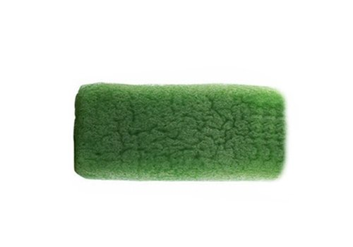 Nutrikraft konjac spons green tea groen - rechthoek
