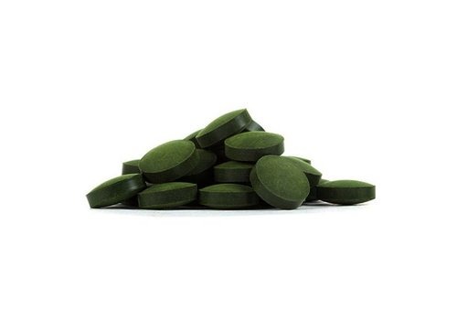 Nutrikraft spirulina tabletten bio - 125g