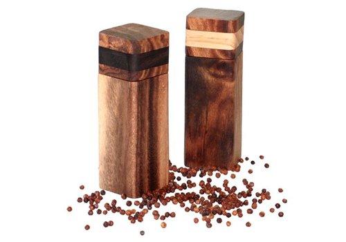 Project Pepper peper- of zoutmolen