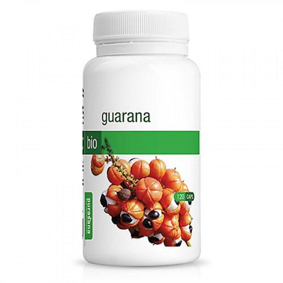 guarana bio capsules 120 vcaps