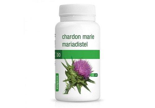 Purasana mariadistel bio capsules 120 vcaps
