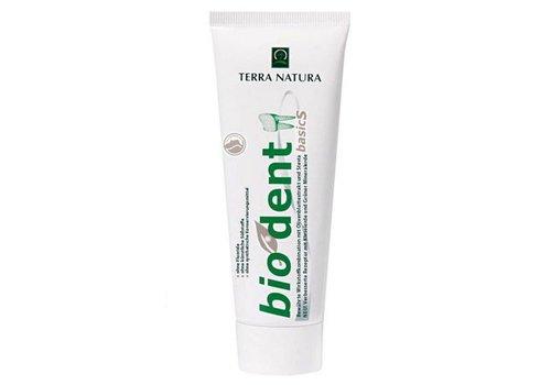 Terra Natura biodent stevia tandpasta - basic