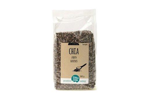 Terrasana raw superfood chiazaden zwart bio - 300g