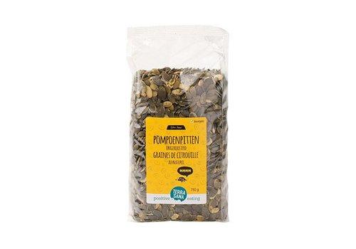 Terrasana rawfood bio pompoenpitten heel 750 gram