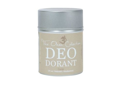 The Ohm Collection deo dorant classic poeder ceder