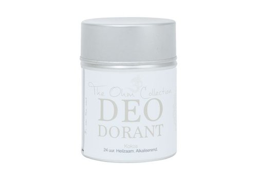 The Ohm Collection deo dorant classic poeder coconut