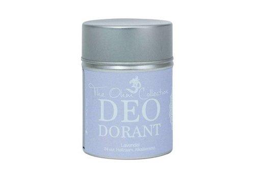 The Ohm Collection deo dorant classic poeder lavendel