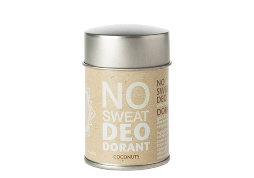 The Ohm Collection deo dorant no sweat coconuts