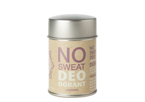 The Ohm Collection deo dorant no sweat lovender