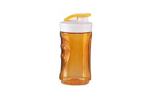 Domo losse drinkbeker klein 300ml oranje
