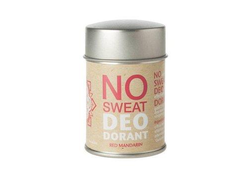 The Ohm Collection deo dorant no sweat mandarin