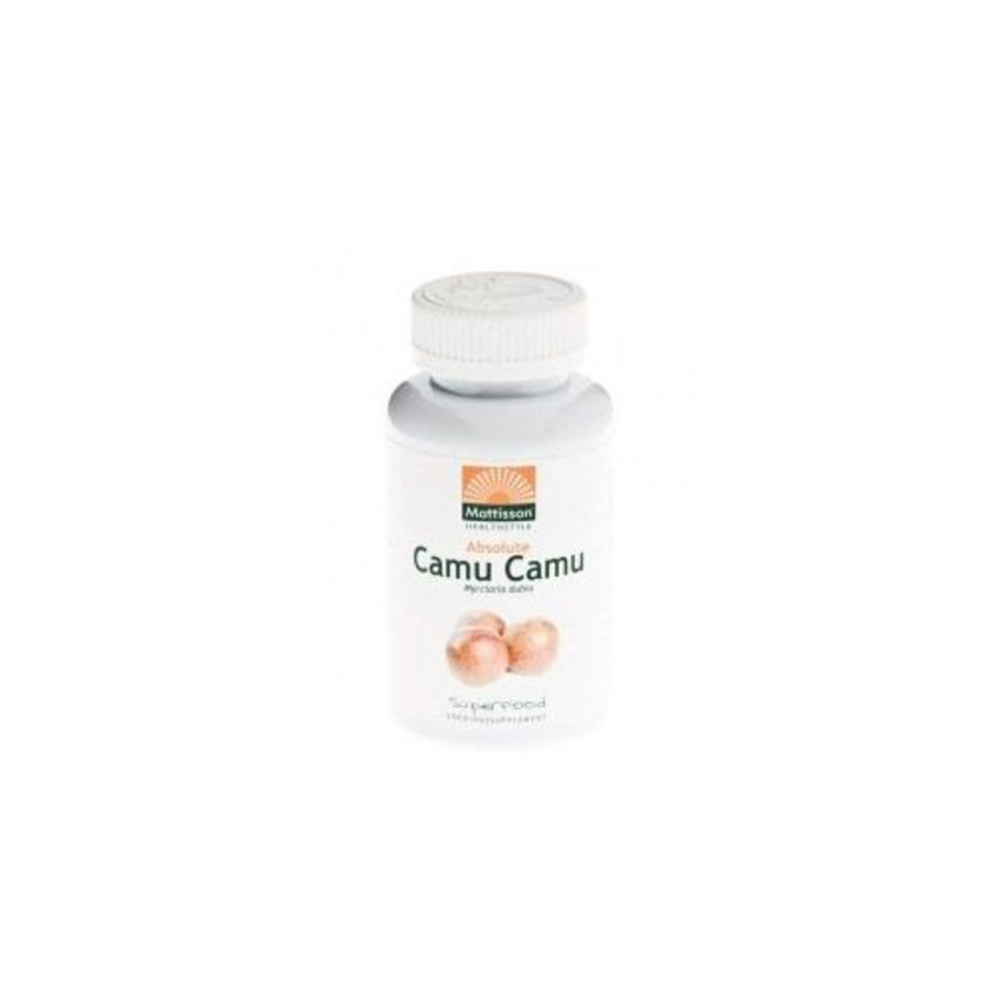 absolute camu camu extract 500 mg capsules 60 vcaps
