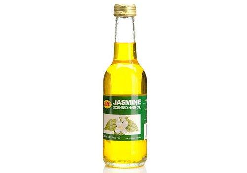 KTC jasmijn haarolie jasmin hairoil pure met geur 500 ml