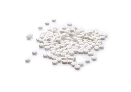 Nutrikraft stevia extract zoetjes navulling reba 97% 1000 stuks in potje
