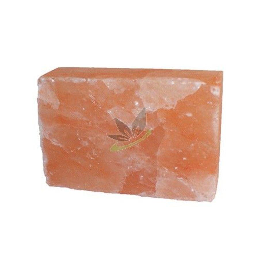 zoutgrot bouwsteen zouttegel 20x20x2.5cm