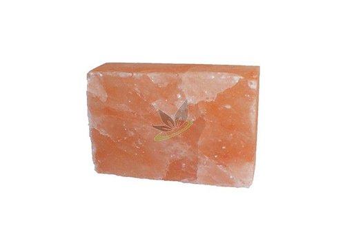 Biova himalayazout bouwsteen/ zouttegel 21x14x7cm
